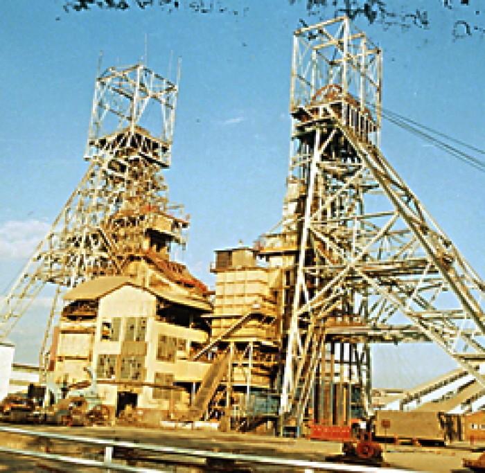 The Nchanga Mine