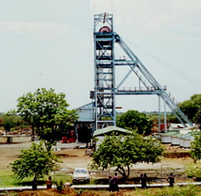 The Nampundwe Mine